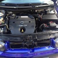 Detailing Motor Golf 4 - dupa