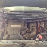 Detailing Motor Honda Civic - inainte